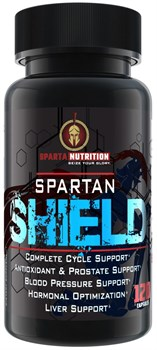 Sparta Nutrition Spartan Shield (120капс) - фото 6657