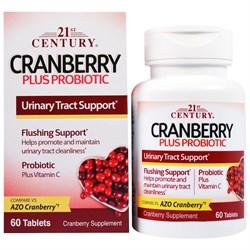 21st Century Cranberry (60таб) - фото 6828