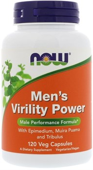 NOW - Men's Virility Power (120капс) - фото 6832