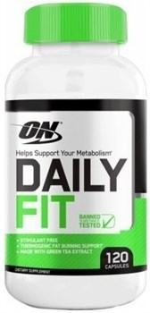 Optimum Nutrition Daily-Fit (120капс) - фото 6845
