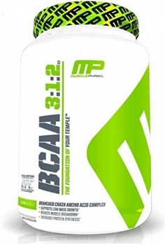 Muscle Pharm BCAA 3:1:2 (240капс) - фото 6856