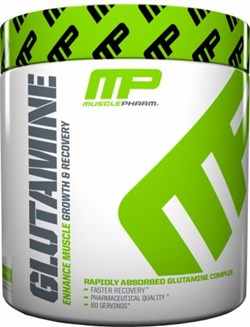 Muscle Pharm Glutamine (300гр) - фото 6863