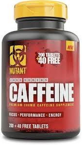 Mutant Core Series Caffeine (240таб) - фото 6866
