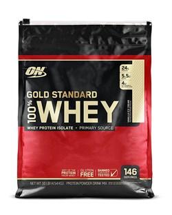 Optimum Nutrition 100 % Whey Gold Standard (4545гр) - фото 6873
