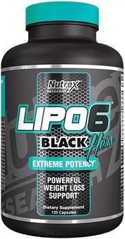 Nutrex Lipo 6 Black Hers (120капс) - фото 6896