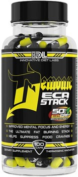 Innovative Diet Labs Demonic ECA Stack (100капс) - фото 6899