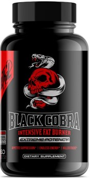 LeThal Supplements Black Cobra (60капс) - фото 6900