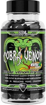 Innovative Diet Labs Cobra Venom (90капс) - фото 6904