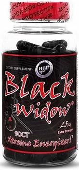 Hi-Tech Pharmaceuticals Black Widow (90капс) - фото 6905