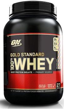 Optimum Nutrition 100 % Whey Gold Standard (912гр) - фото 6921