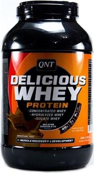 QNT Delicious Whey Protein (2200гр) - фото 6926