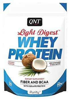 QNT Light Digest Whey Protein (500гр) - фото 6927