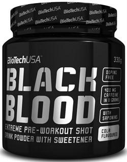 BioTech USA Black Blood Limited (330гр) - фото 7671