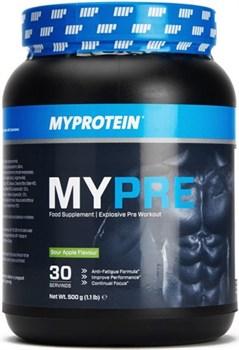 Myprotein MyPre (500гр) - фото 7675