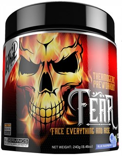 LeThal Supplements Fear (125гр) - фото 7677