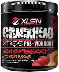 Xcel Sports Nutrition Crackhead (130гр) - фото 7689