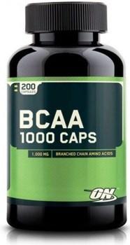 Optimum Nutrition BCAA 1000 (200капс) - фото 7733
