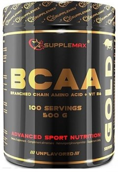 Supplemax - BCAA Powder Gold (500 гр) - фото 7735