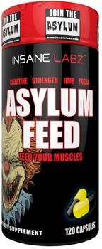 Insane Labz Asylum Feed (120капс) - фото 7863