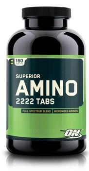 Optimum Nutrition Super Amino 2222 (160таб) - фото 8083