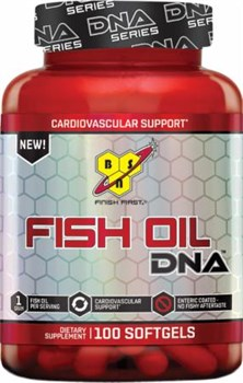 BSN Fish Oil DNA (100 гел.капс) - фото 8086