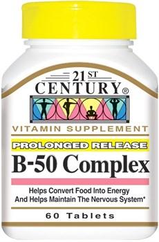 21st Century B-50 Complex (60таб) - фото 8096