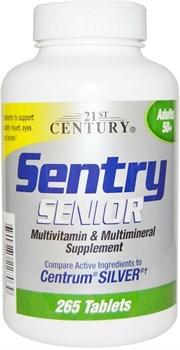 21st Century Sentry Senior Adults 50+ (265таб) - фото 8100