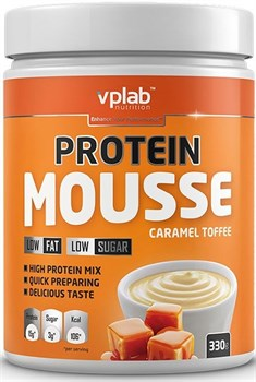VP Laboratory Protein Mousse (330гр) - фото 8129