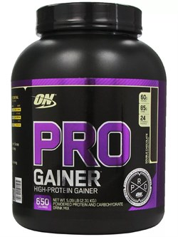 Optimum Nutrition Pro Complex Gainer (2310гр) - фото 8160
