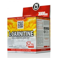 aTech Nutrition - L-Carnitine 3000 Liquid (20x25мл) - фото 8217