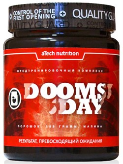 aTech Nutrition - Doomsday (300гр) - фото 8218