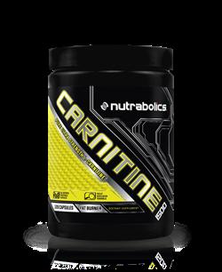 Nutrabolics - L-Carnitine Ultra Pure 1500 (120капс) - фото 8229