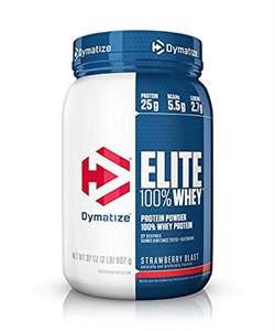 Dymatize Elite Whey Protein (930гр) - фото 8230