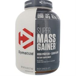 Dymatize Super Mass Gainer (2720гр) - фото 8233