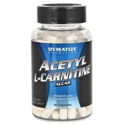 Dymatize Acetyl L-Carnitine (90капс) - фото 8236