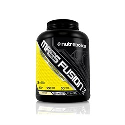 Nutrabolics - Mass Fusion Gainer (2270гр) - фото 8244