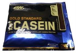 Optimum Nutrition 100% Casein Protein (1 порция) пробник - фото 8255