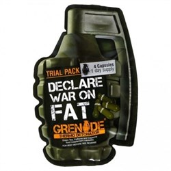 Grenade Thermo Detonator (4 порции) пробник - фото 8256