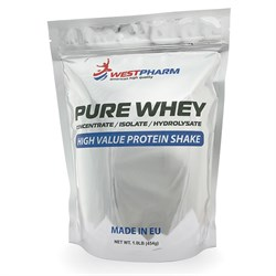 WESTPHARM Pure Egg Protein (454гр) - фото 8271