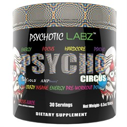 Insane Labz Psycho Circus (184гр) - фото 8297