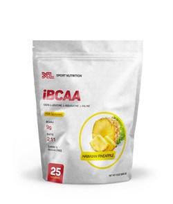 XL Sport Nutrition iBCAA (255гр) - фото 8304
