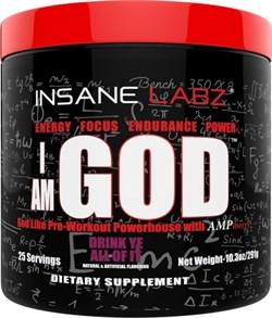 Insane Labz I am God (293гр) - фото 8307