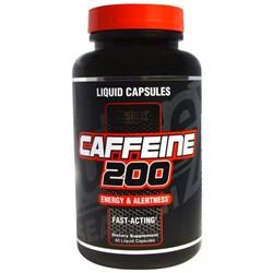 Nutrex Caffeine 200 (60капс) - фото 8314