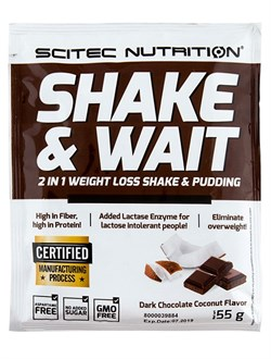 Scitec Nutrition Shake & Wait (55гр) - фото 8335