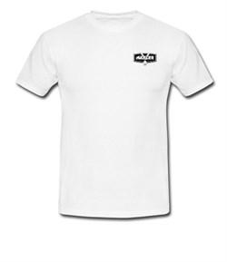 Maxler футболка Workout (белый) - фото 8347