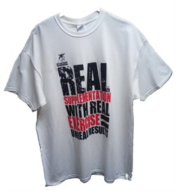 Betancourt Nutrition футболка (белый) - фото 8354