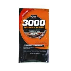 QNT - Muscle Mass 3000 (1 порция) пробник - фото 8365