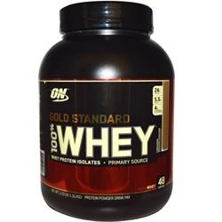 Optimum Nutrition 100 % Whey Gold Standard (1500гр) - фото 8374