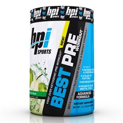 BPI Best Preworkout (315гр) - фото 8435