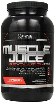 Ultimate Nutrition Muscle Juice Revolution 2600 (2120гр) - фото 8443